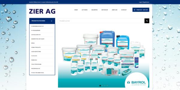 Neuer Webshop online!